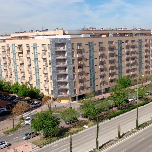 IMMEUBLE RESIDENTIEL MADRID (ESPAGNE)